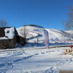 Domaine de parrot station hiver