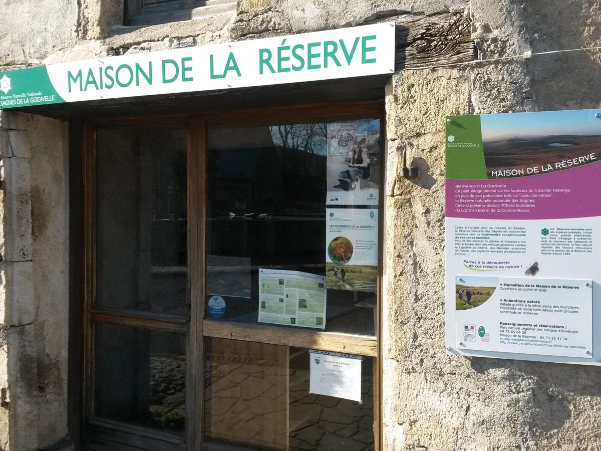 Réserve Naturelle des Sagnes et Tourbière de la Godivelle