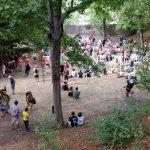 festival de nonette au parc des horts