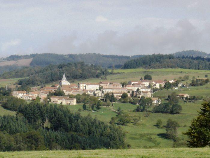 Village de Champagnat-le-Jeune