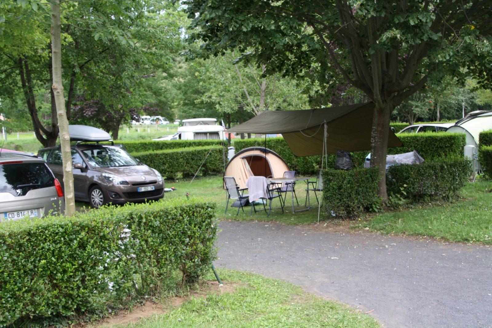 Camping de montaigut-le-blanc