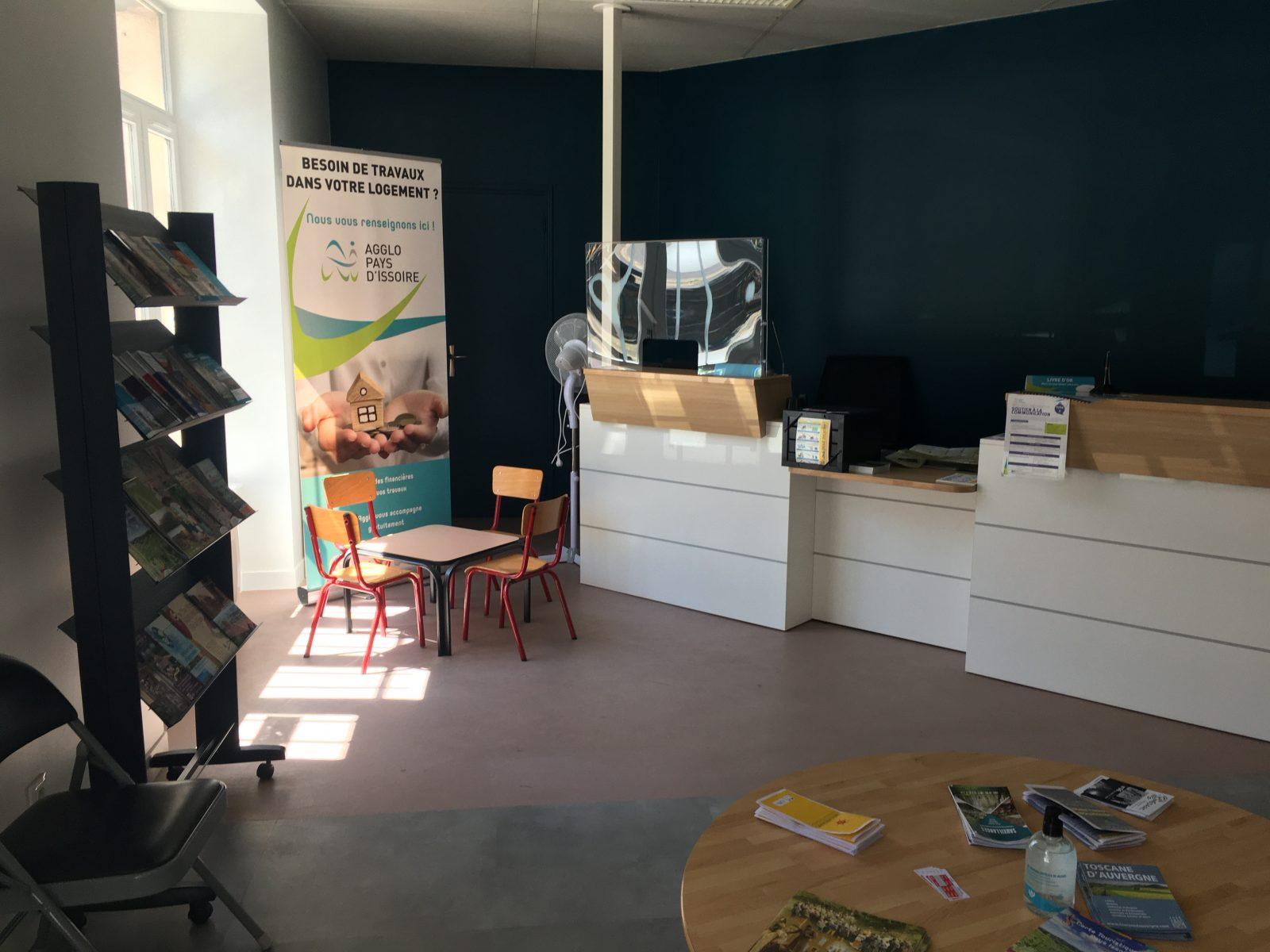 Maison de services Sauxillanges – APi