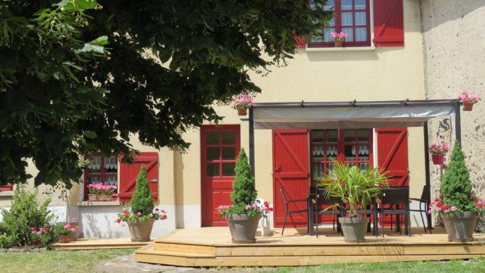 location maison à Pardines au pardinois