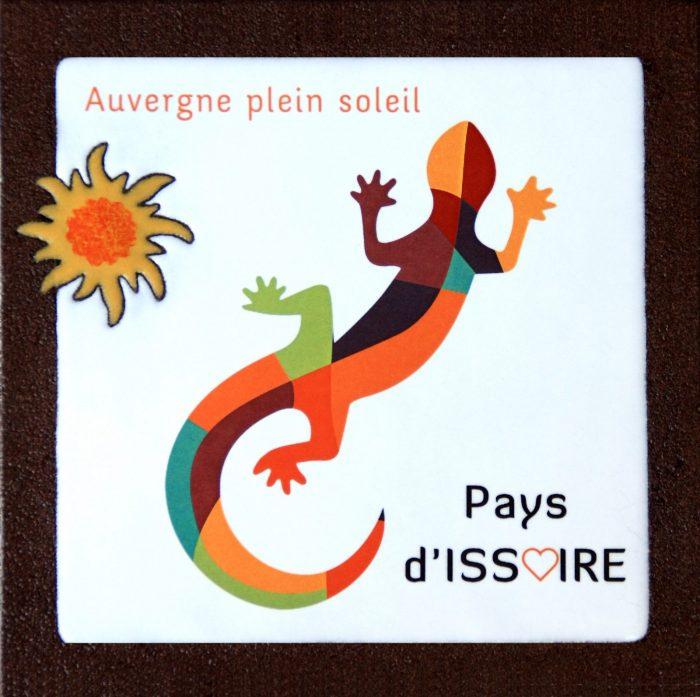 lave émaillée Joëlle Verjat à Issoire