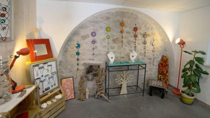 l'île ô pierres Montpeyroux
