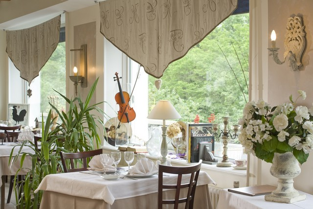 Restaurant le Rivalet Montaigut le Blanc