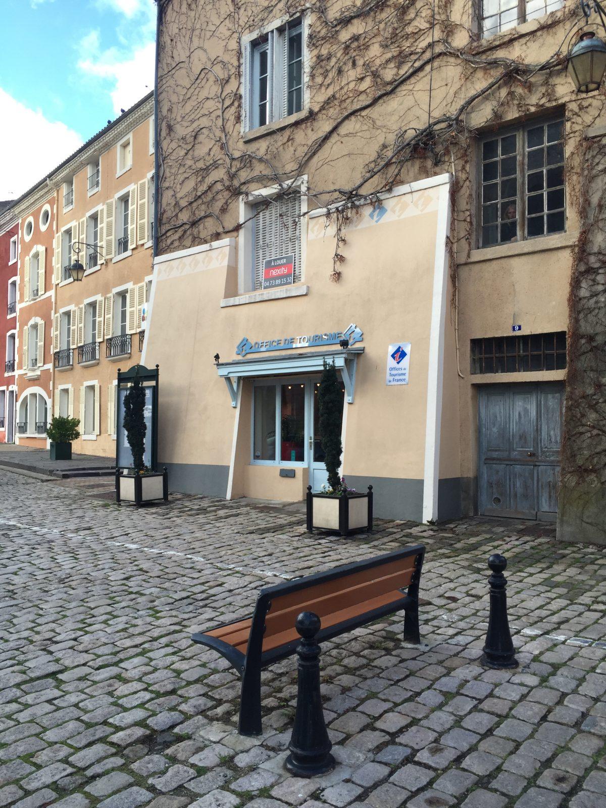 office Issoire extérieur